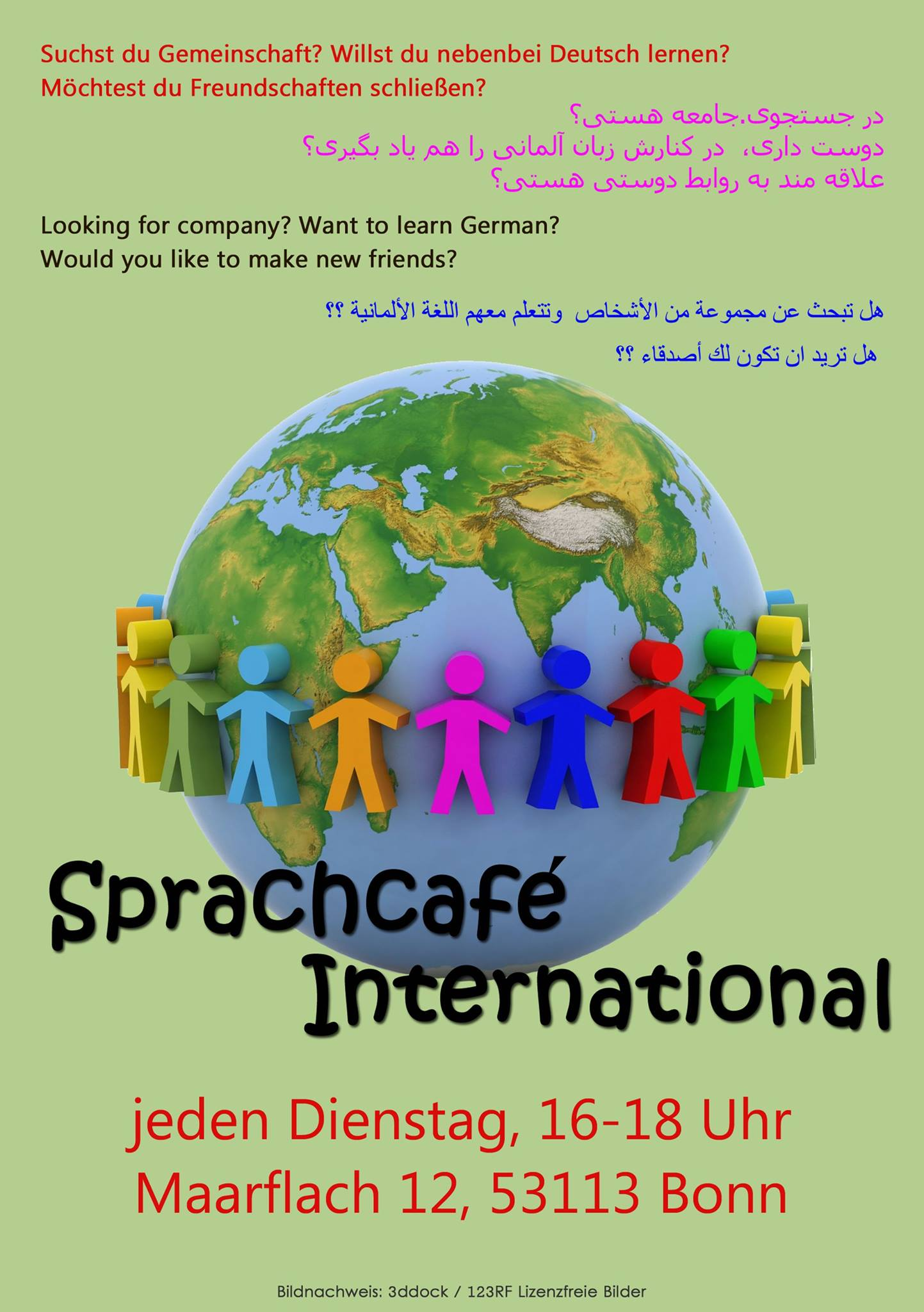 Sprachcafé International